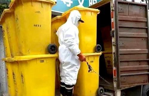 运输医疗废物的要求