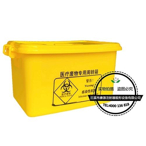 医疗废物处理方法介绍
