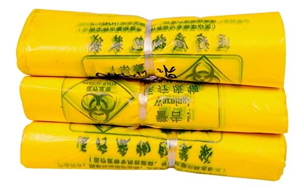 厂家介绍武汉医疗垃圾袋的区别